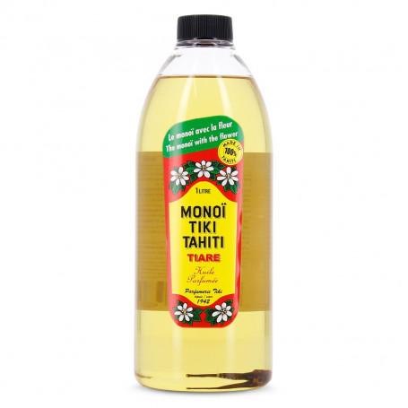 Monoï Tiki Tahiti Tiaré 1L