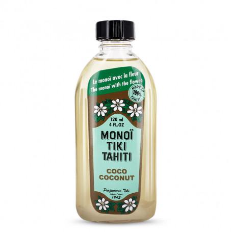 Monoï Tiki Tahiti Coco 120ml