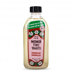 Monoï Tiki Tahiti Vanille naturel 120ml