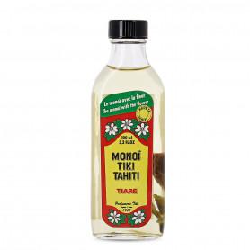 Monoï Tiki Tahiti Tiaré 100ml en verre