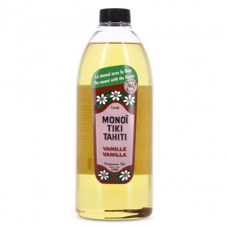 Monoï Tiki Tahiti Vanille 1L