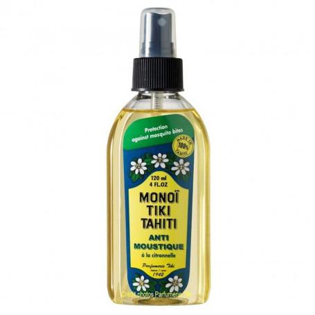 Monoï Anti-moustique Tiki Tahiti 120ml