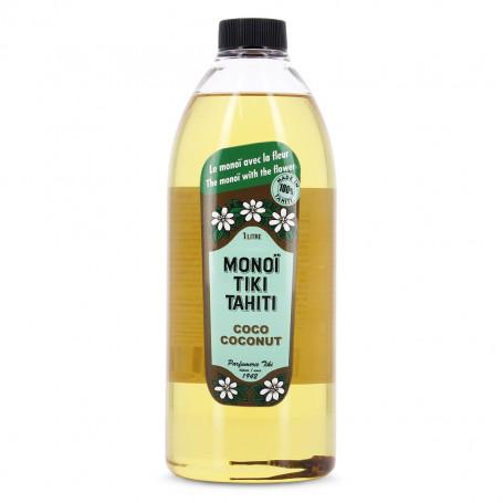 Monoï Tiki Tahiti Coco 1L