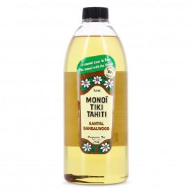 Monoï Tiki Tahiti Santal 1L