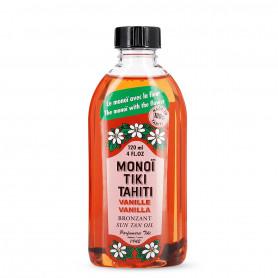 Monoi Tiki Tahiti Vanille rouge 120ml