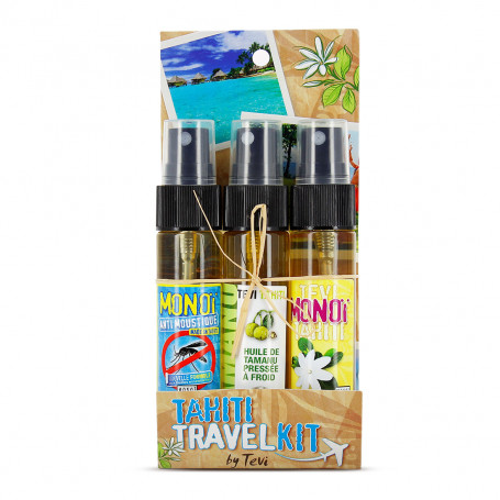 Kit de voyage Tevi Tahiti