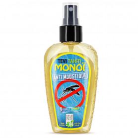 Monoi Anti moustique Tevi Tahiti 120ml