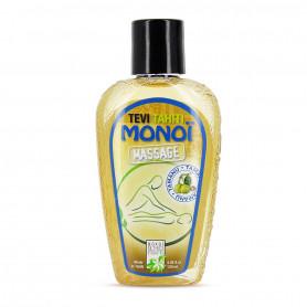 Monoi massage Tevi Tahiti parfumé 120ml