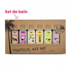 Pack sel de bain Tevi Tahiti 6 x 30ml