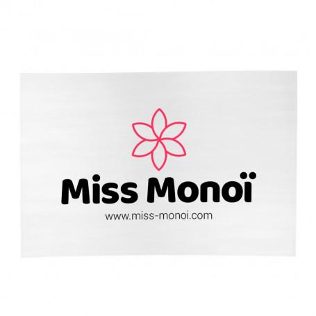 Serviette de plage Miss Monoi