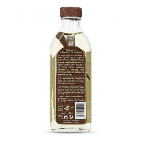 Huile hydratante Tevi Tahiti Tipanier 120ml