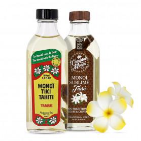 Huile hydratante Tevi Tahiti Santal 120ml