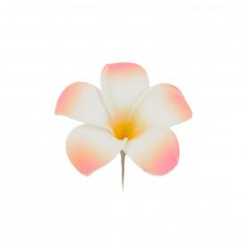 Fleur Rose pour cheveux