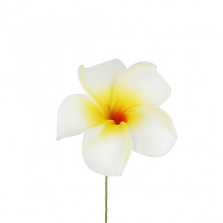 Fleur Jaune pour cheveux