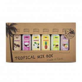 Tropical Mix Box sel de bain