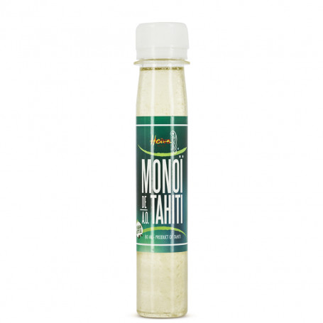 Monoi de Tahiti A.O.Heiva 80ml vegan bottle