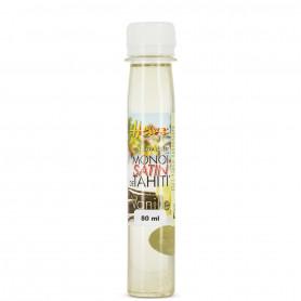 Monoi satin Heiva Vanille 80ml vegan bottle